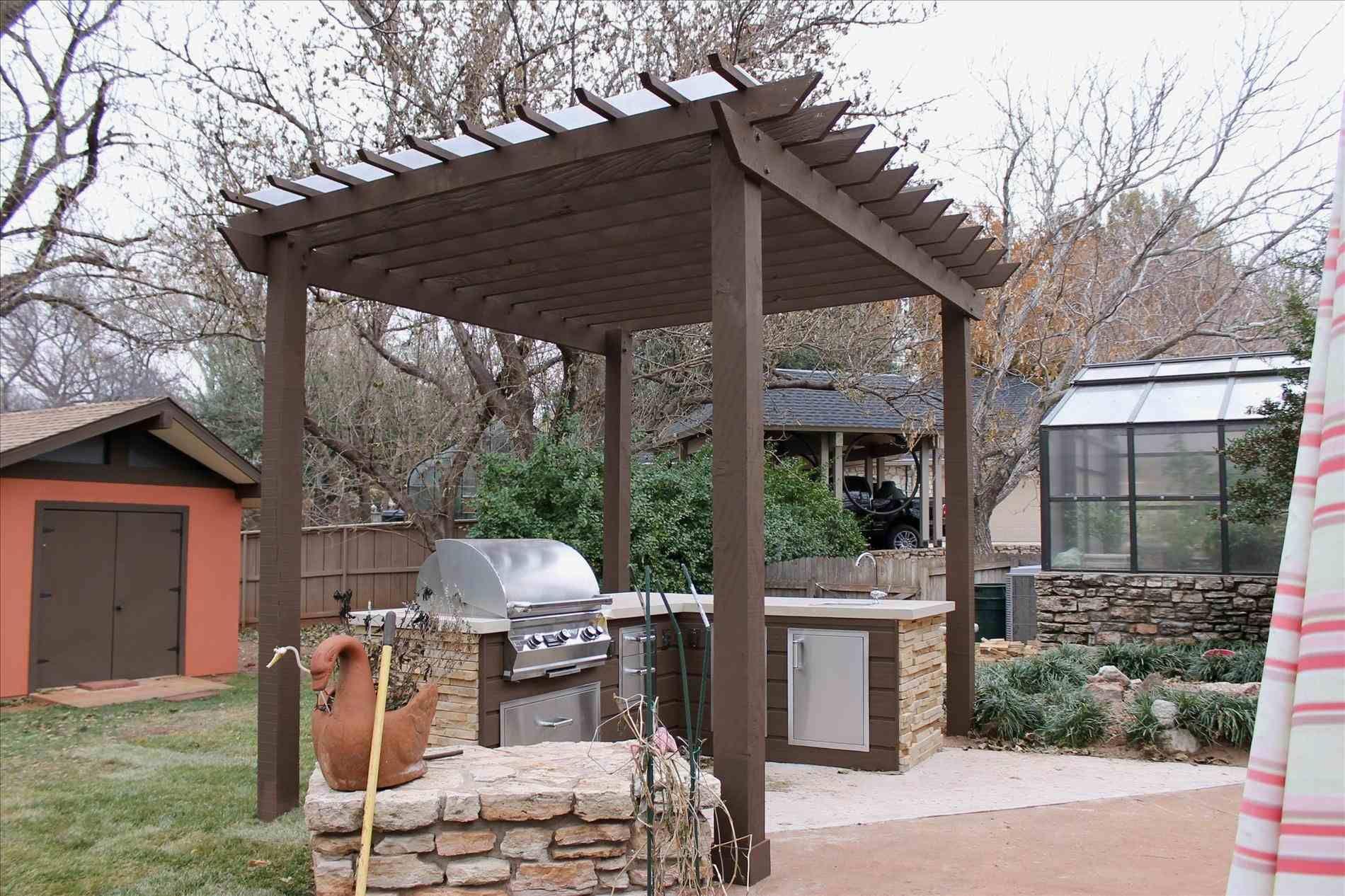 Backyard Bbq Pit Ideas | Backyard bbq pit, Backyard ...