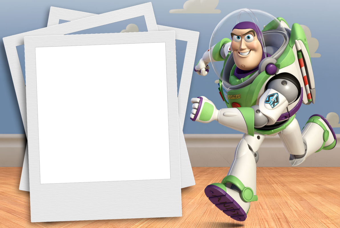 Divertidos Marcos Para Fotos De Toy Story Marcos Gratis