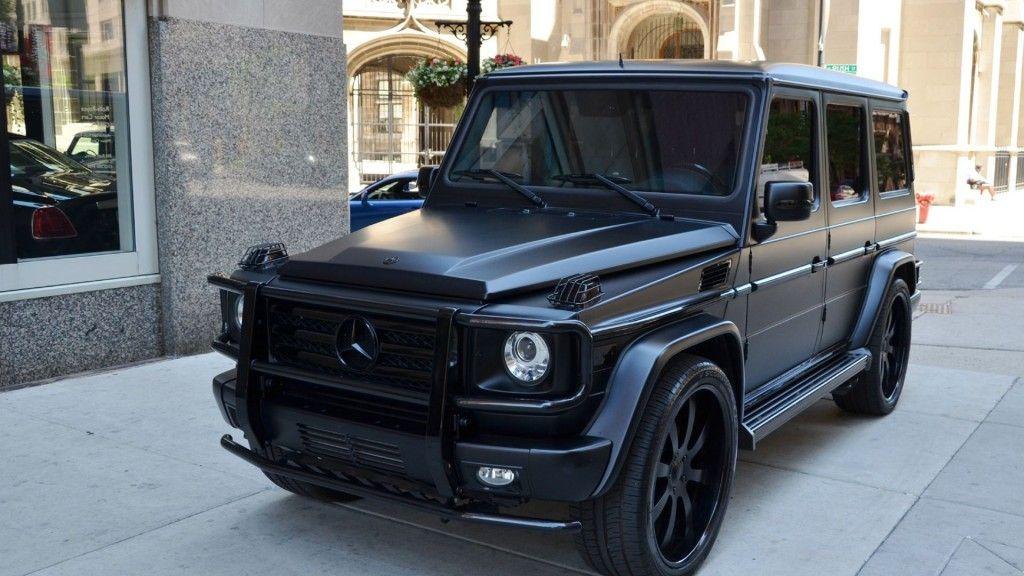 Mercedes g class tumblr google search rich life diys for Mercedes benz jeep matte black