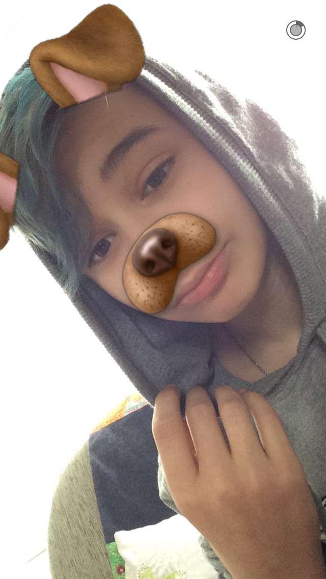 Teen boy snapchat