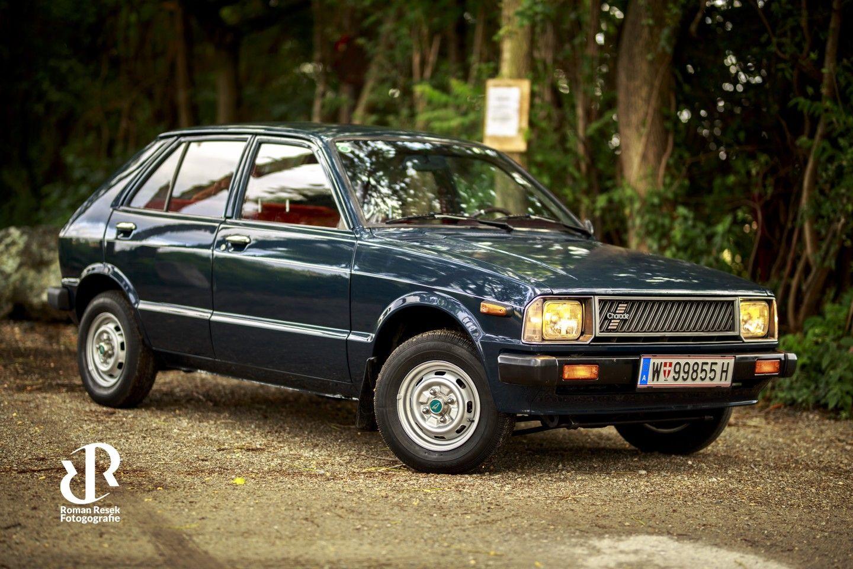 Daihatsu Charade 1977 81 Japon