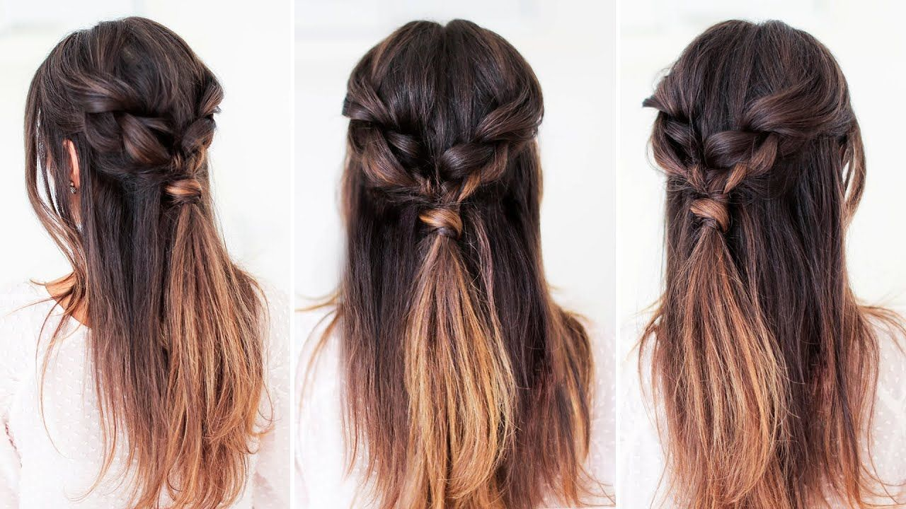 30 Wonderful Image of Easy Hairstyles Everyday, You have previously ...