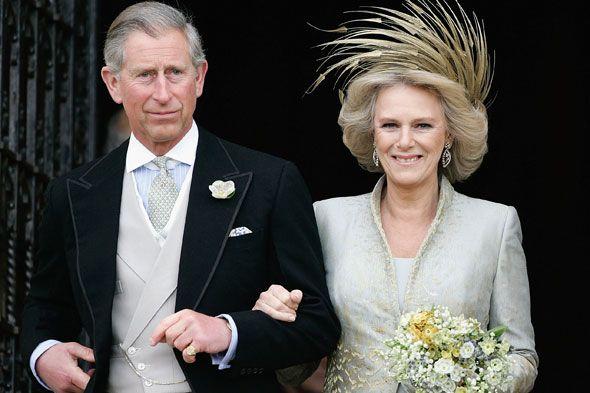 Royal Wedding Flowers Royal Weddings Prince Charles Camilla