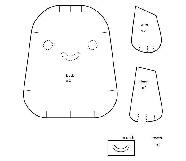 adipose-plush-pattern