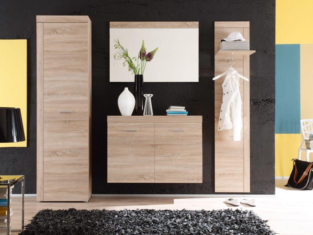 boom garderobe eiche s gerau hell diele und flur pinterest. Black Bedroom Furniture Sets. Home Design Ideas