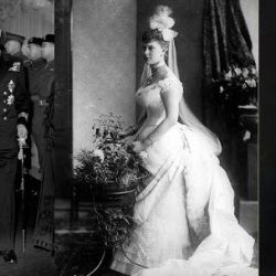 Watch Video: Royal wedding dresses: a history