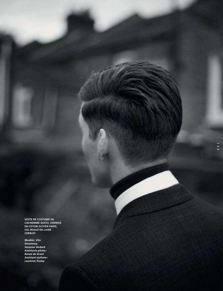 The Haircut All Men Should Get Mens Hair Clothing Pinterest
