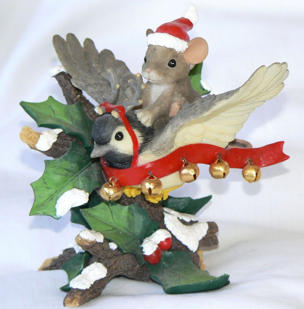 Dean griff charming tails holly jolly friends christmas
