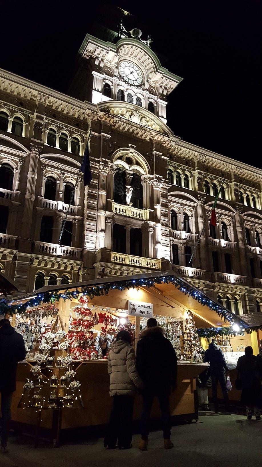 Image result for christmas in Trieste in Friuli Venezia-Giulia Italy 2019