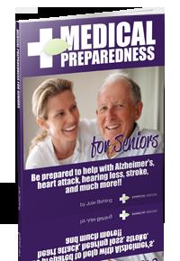 Essential Survival Store - Medical Preparedness for Seniors, $9.99 (http://store.essentialsurvival.org/medical-preparedness-for-seniors/)
