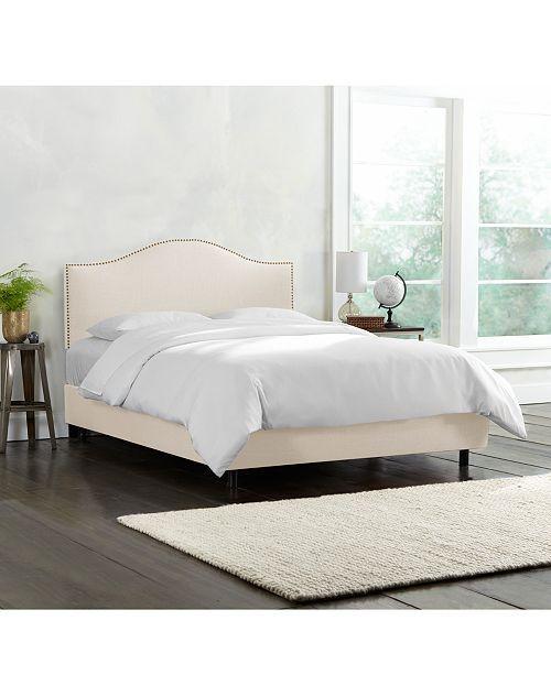 Upholstered Beds, Landen Queen Upholstered Platform Bed