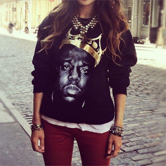 Givenchy Biggie Shirt