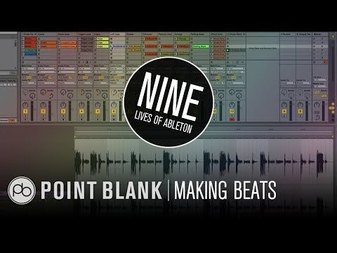 9 Lives Of Ableton Part 2 Making Beats Using Grooves Ableton Music Tutorials Life