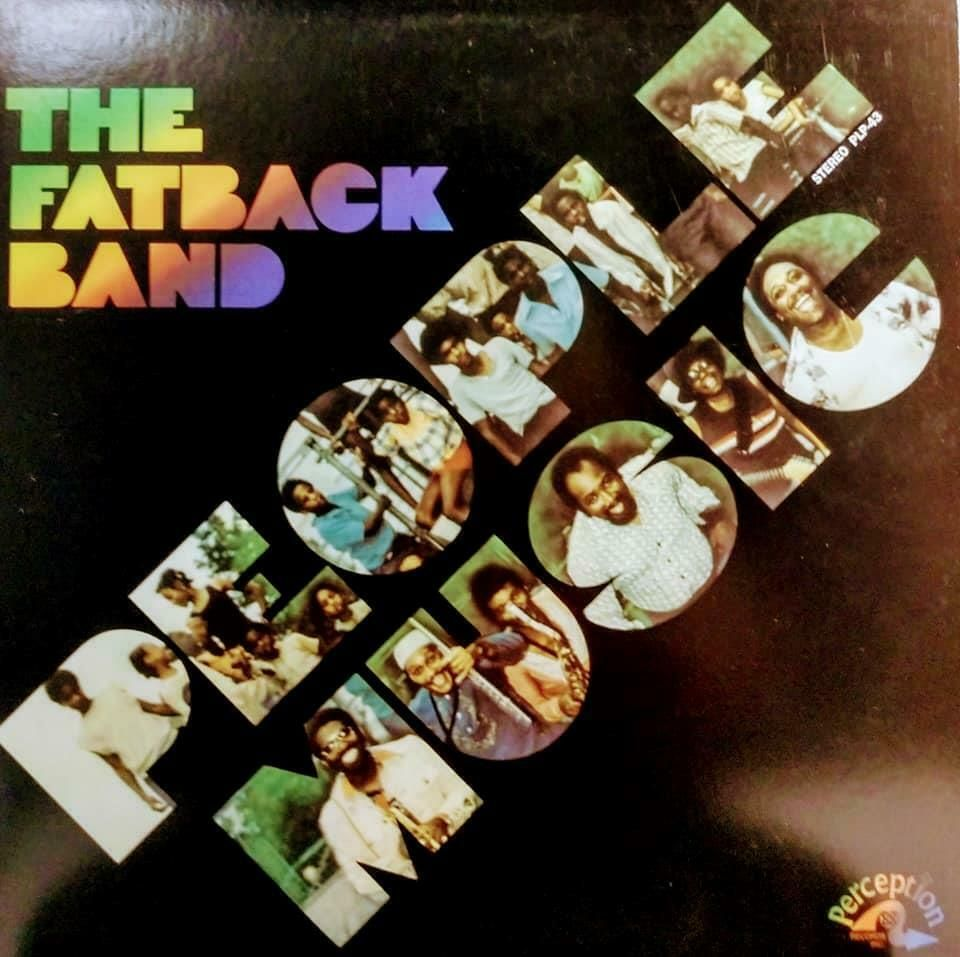 Fatback Band People Music Funk Soul R B Lp Album Music Record 180 Gram Lp Albums Fatback Band Vinyl Music