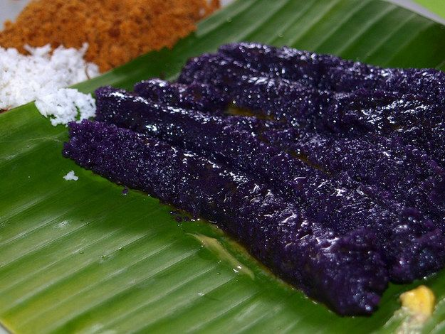 Puto bumbong filipino breakfast filipino and pinoy puto bumbong recipe made easy how to cook the purple filipino christmas rice cake without a steamer this recipe looks great id try it around christmas forumfinder Choice Image