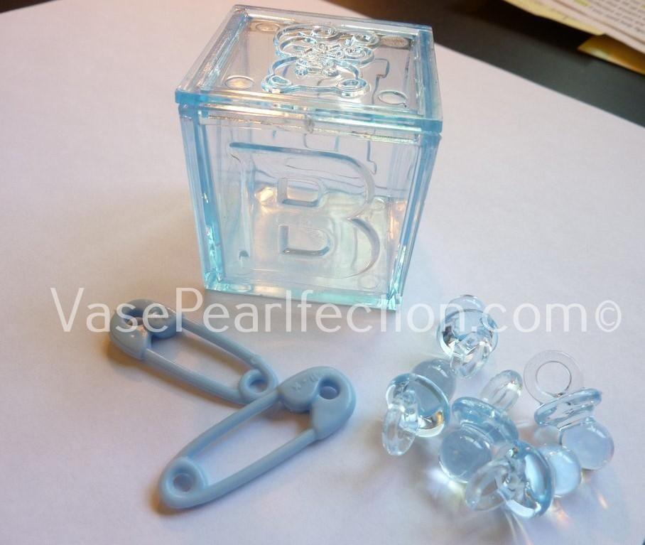 80 Unique Jumbo Assorted Sizes Custom Color Pearls Vase Fillers