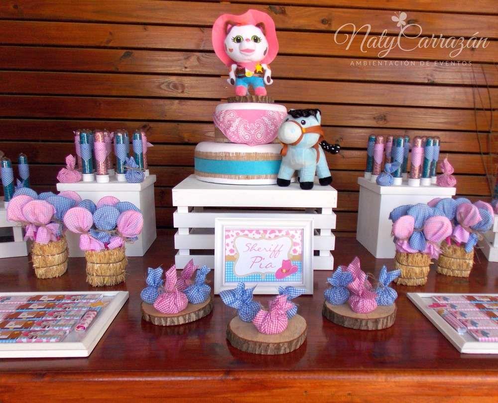 Sheriff Callie Birthday Party Ideas Sheriff callie birthday