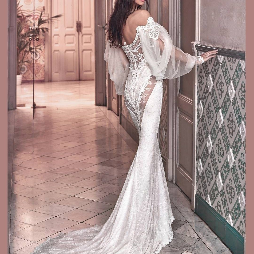 """327 Likes, 3 Comments - Loverly™ (@loverly) on Instagram: """"✨ 👰🏻 This DRESS! 😱  Loving this victorian gown style with sheer cut-outs. Would you rock this…"""""""