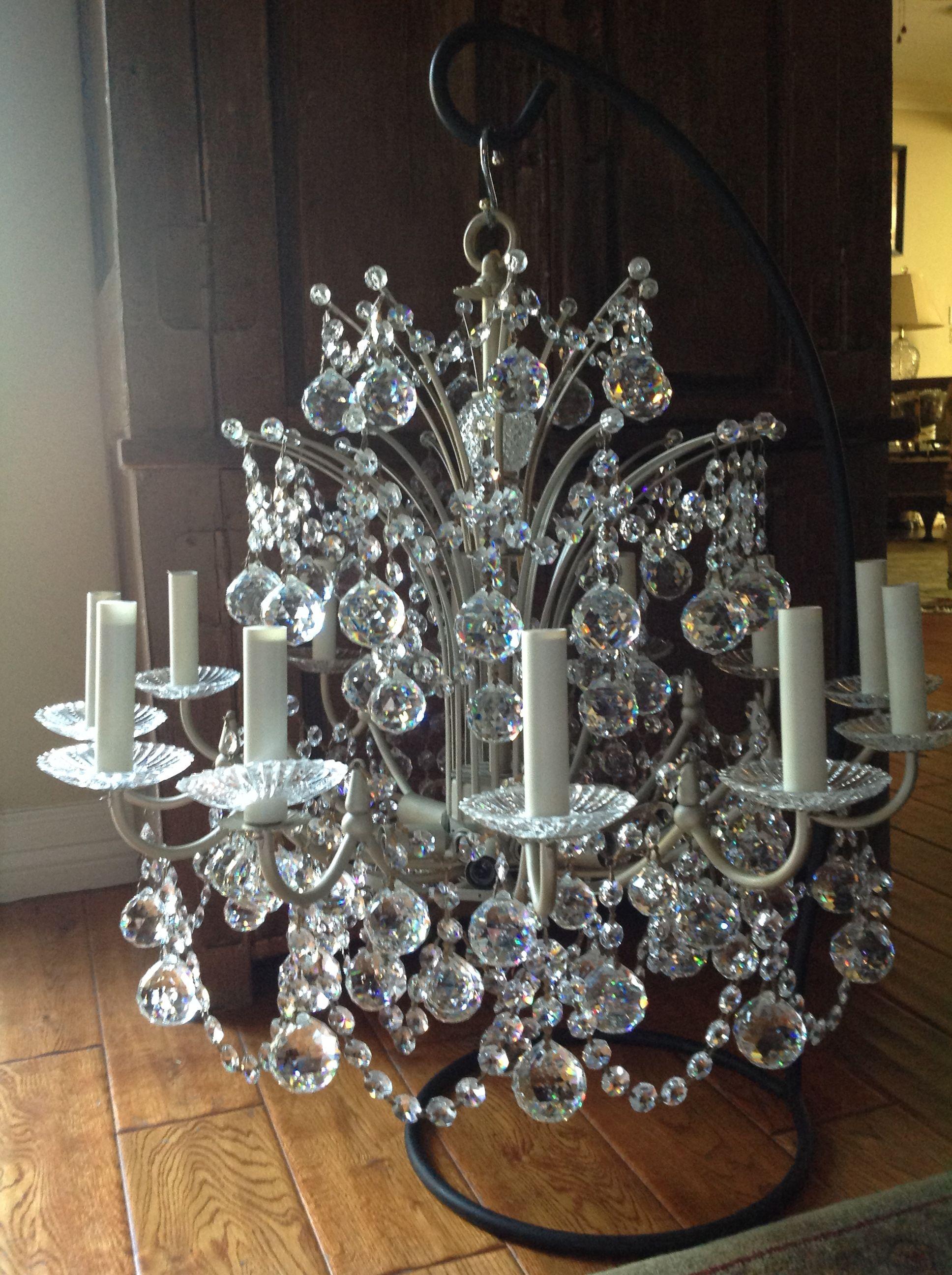 Very elegant crystal chandelier crystal chandeliers and lamps very elegant crystal chandelier arubaitofo Choice Image