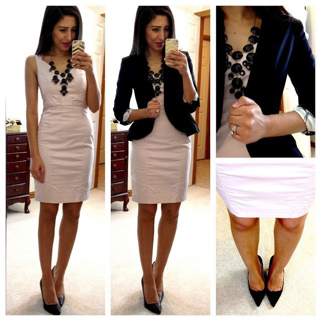 Business Girls Dresses