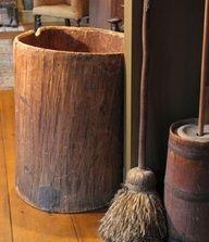Large Hornbeam Primitive Decorating Primitive Antiques Primitive