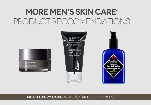 Top 7 Best Men S Skin Care Products For 2020 Next Luxury Mens Skin Care Skin Care Skin Care Treatments