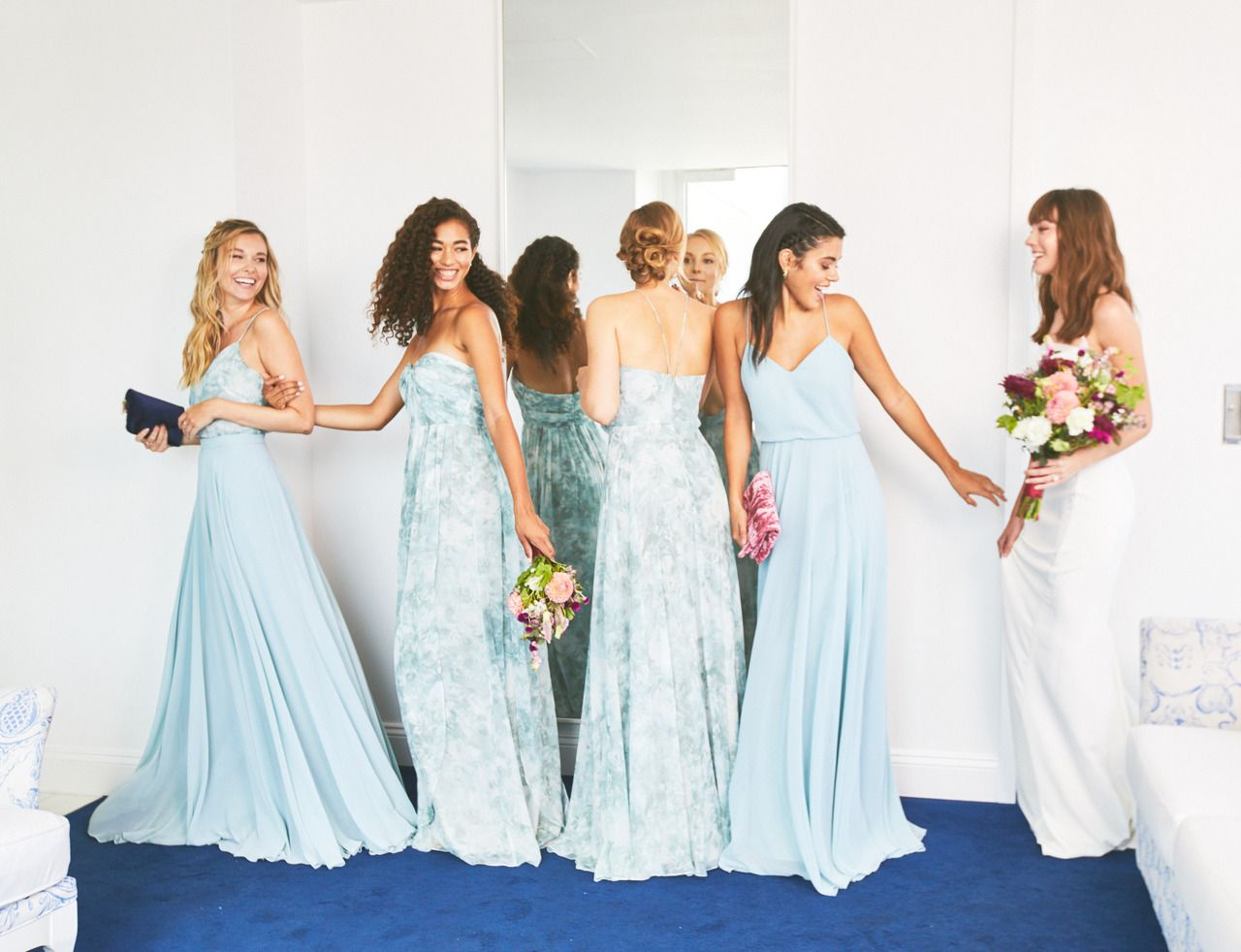 This Is the Best Bridesmaid Dress Shopping Experience I\'ve Had ...