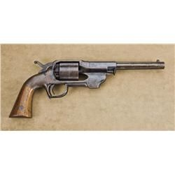 Allen and Wheelock Center Hammer Army percussion revolver,  44 cal