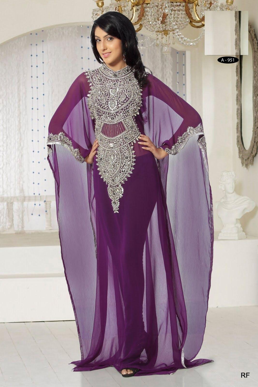 Robe soiree mariage arabe pas cher