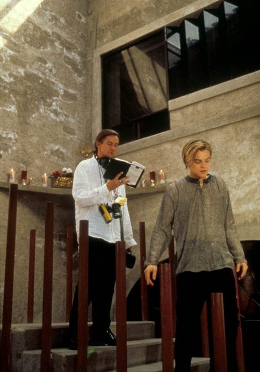 "William Shakespeare's ""Romeo + Juliet"" [1996] BTS"