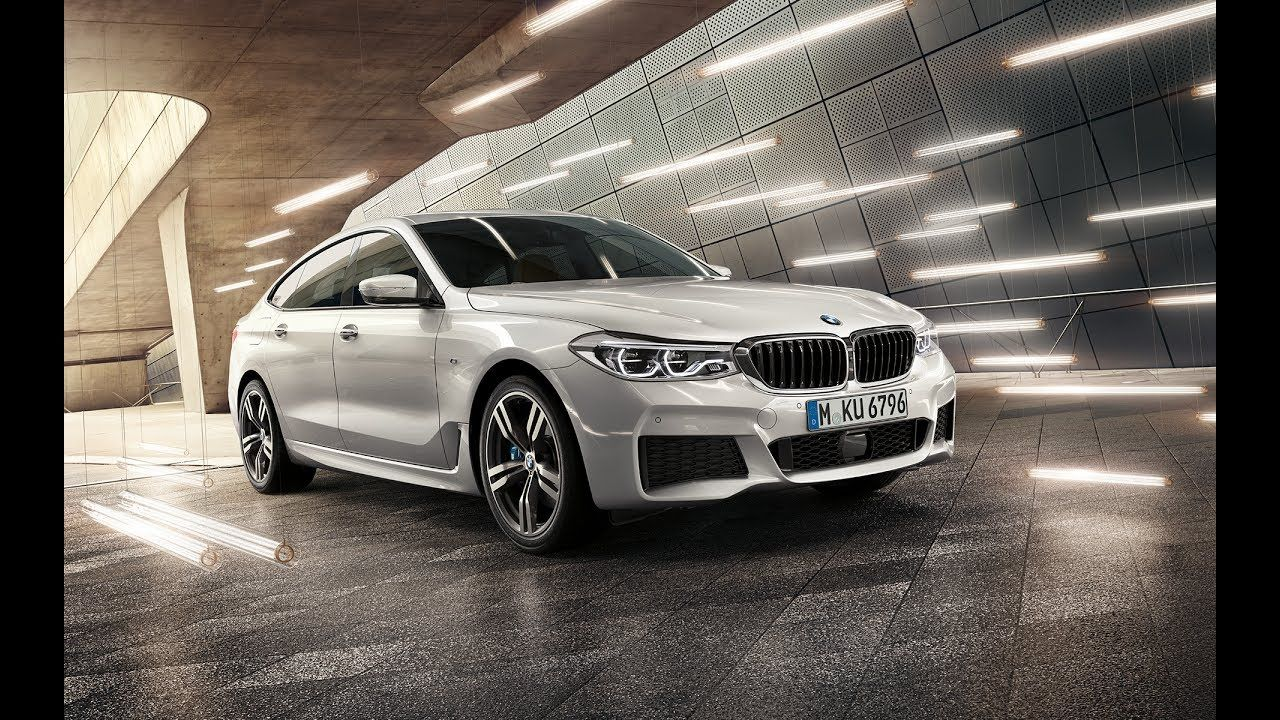 The New Bmw G32 6series Xdrive Granturismo Trailer Mpackage
