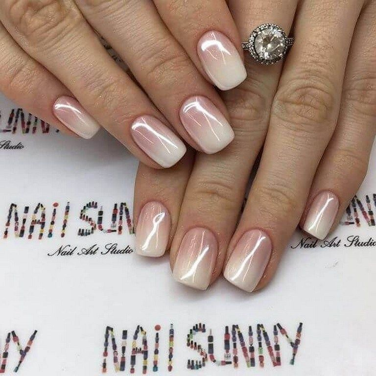 55 Simple And Elegant Dip Powder Nails Design 2019 5 Welcome Chrome Nails Nail Dipping Powder Colors Dip Powder Nails