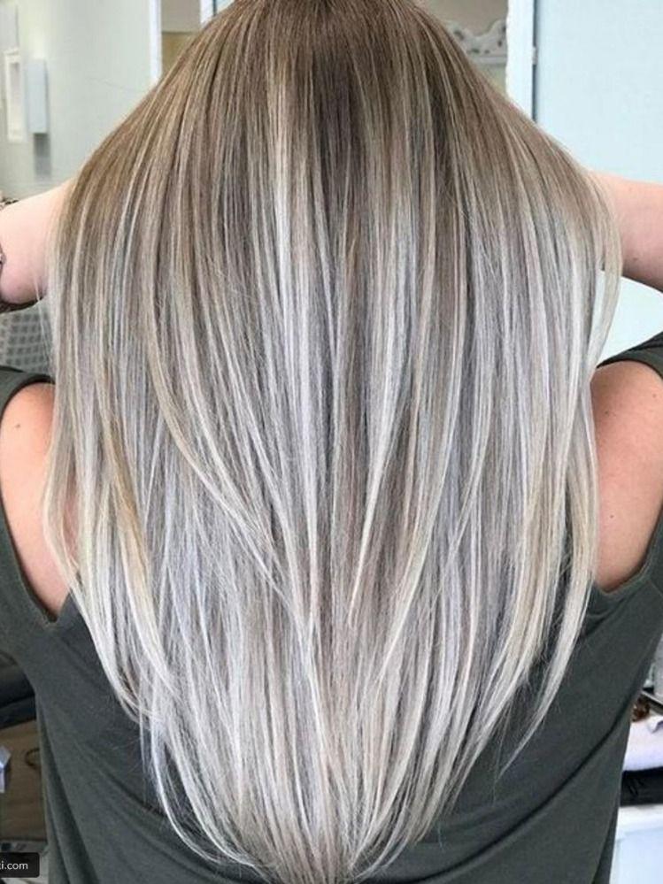 صبغات شعر رمادي بدرجات مختلفة Hair Styles Grey Hair Color Trendy Hair Color