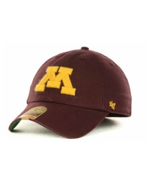 2568cf6262eb3 47 Brand Minnesota Golden Gophers Franchise Cap - Red S in 2019 ...