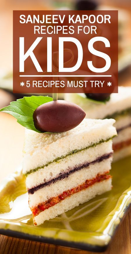 5 must try sanjeev kapoor recipes for kids sanjeev kapoor recipes 5 must try sanjeev kapoor recipes for kids forumfinder Image collections