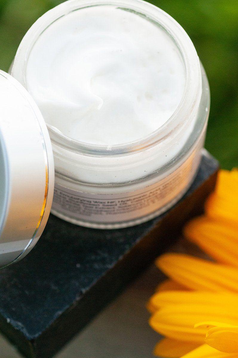 Clean skincare sunflower lovers skincare gift box