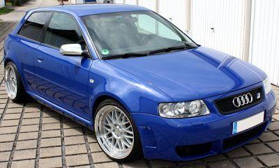 Rs Edition Seitenschweller Im Rs4 Look Audi S3 8l Von Car Tec