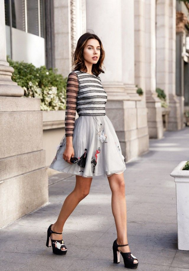 4 Genius Styling Tips To Dress Down A Cocktail Dress Fashion Little Dresses Style