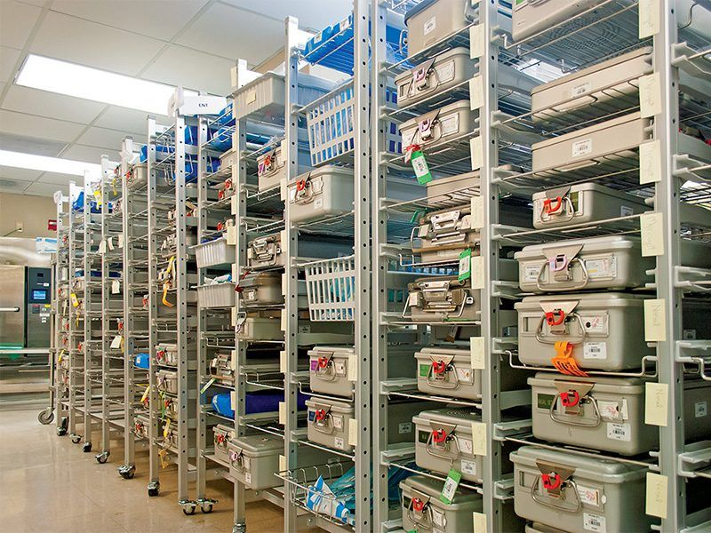 9fcff77bed0 ... Central Sterile Processing Department (CS) or being able to quickly  access important supplies in a dedicated storage room, medical  professionals need to ...