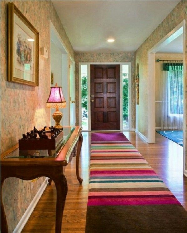 Gvgvyv House Pinterest Tapis Tapis Couloir And Deco Interieure