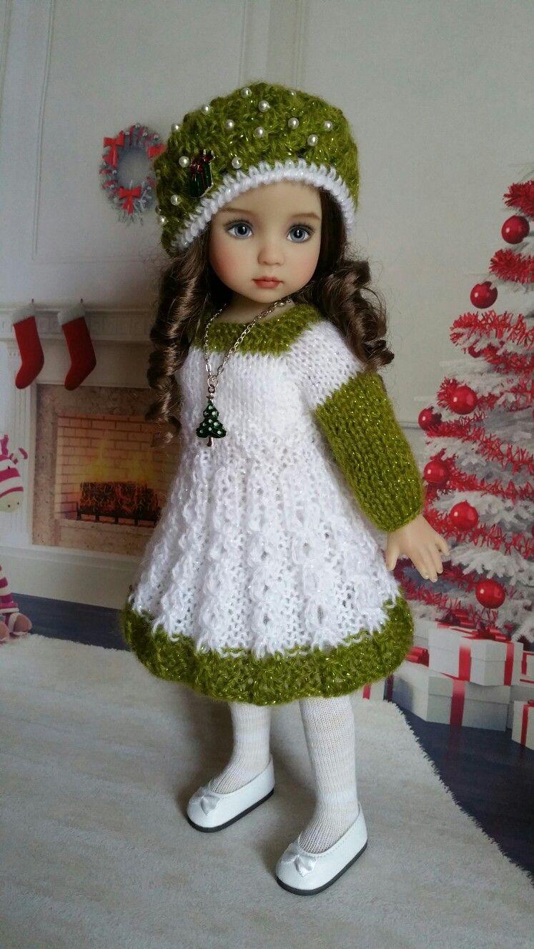 Pin von Helga Krüger auf Puppenkleider. | Pinterest | Puppenkleidung ...