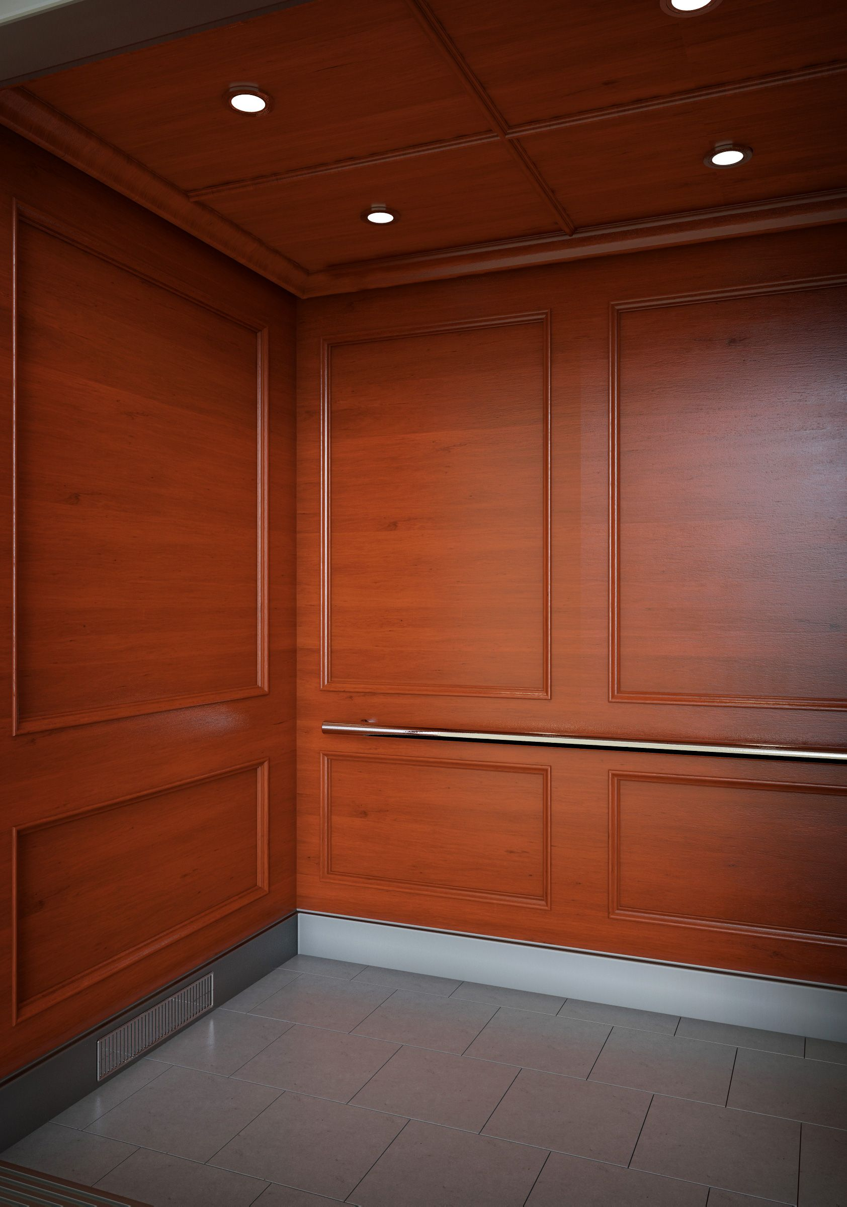 Custom Wood Series M6 By Qcab Elevator Cab Design Pinterest Custom Wood And French