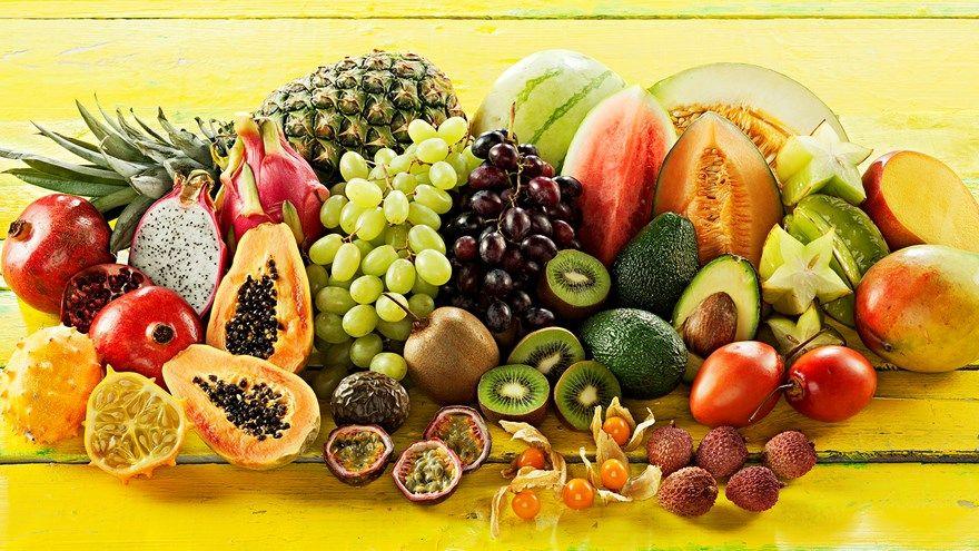 Tunnetko jo nämä eksoottiset hedelmät?