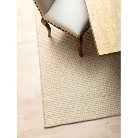 Wool Houndstooth Area Rug
