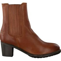Photo of Shabbies Stiefeletten 182020094 Cognac Damen Shabbies Amsterdam
