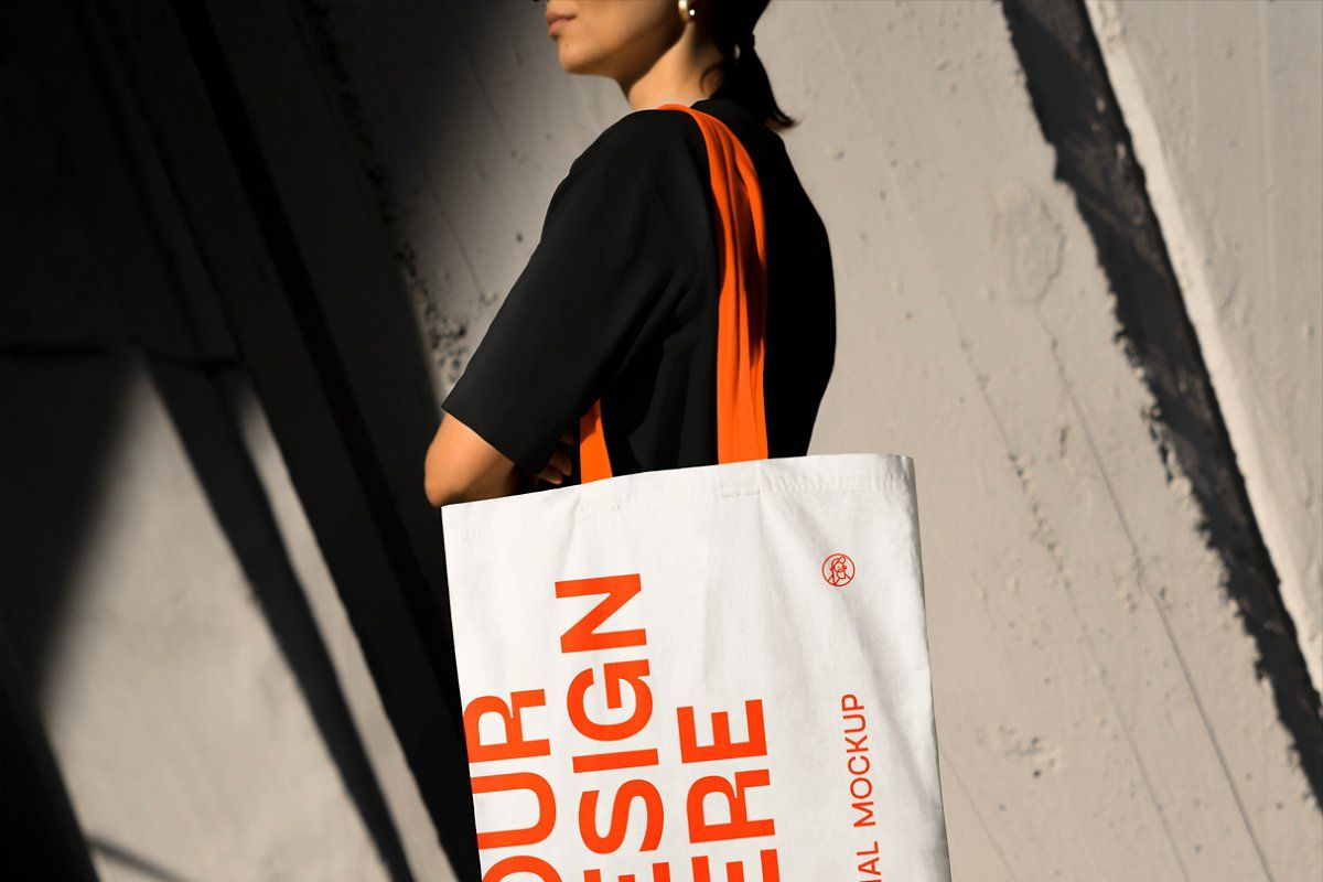 Download Urban Tote Bag Mockup Bundle Bag Mockup Tote Bag Bags
