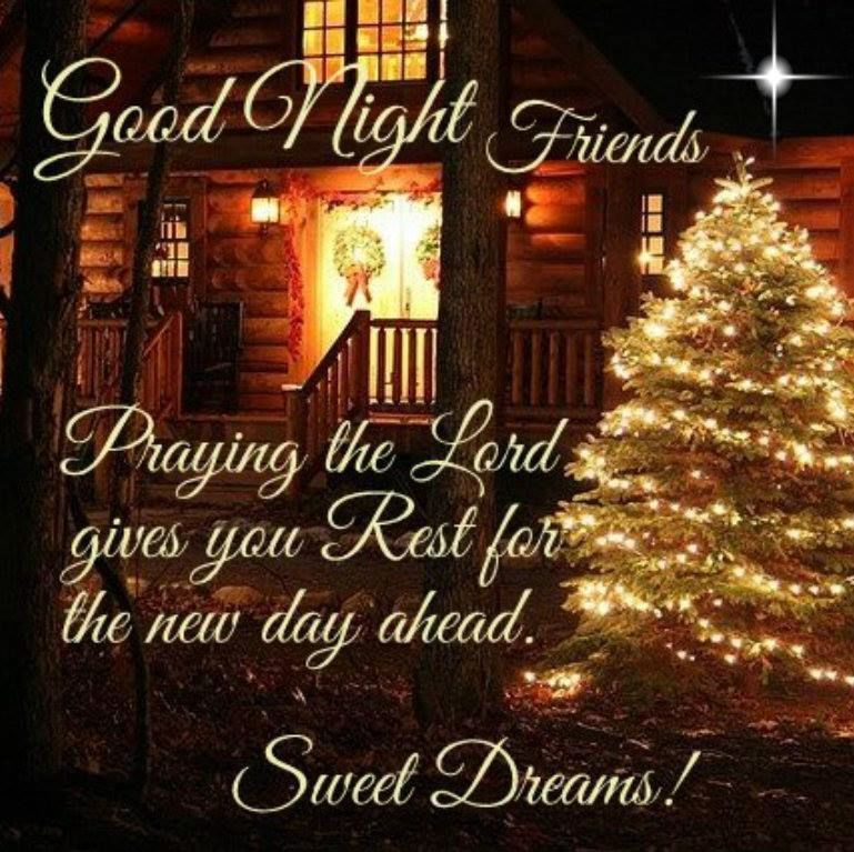 Christmas Good Night Quote Good Night Quotes Good Night Greetings Good Night Prayer