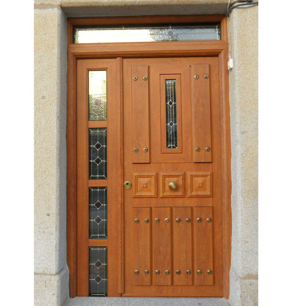 Puertas rusticas ancar caraldiaz puerta en arco pinterest - Puertas rusticas alpujarrenas ...