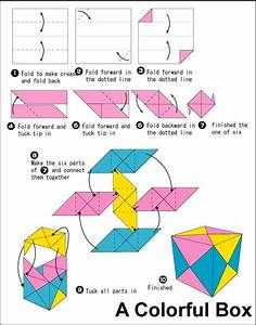 DIY: Origami Cube Lights | Paper cube, Diy paper, Crafts | 300x236