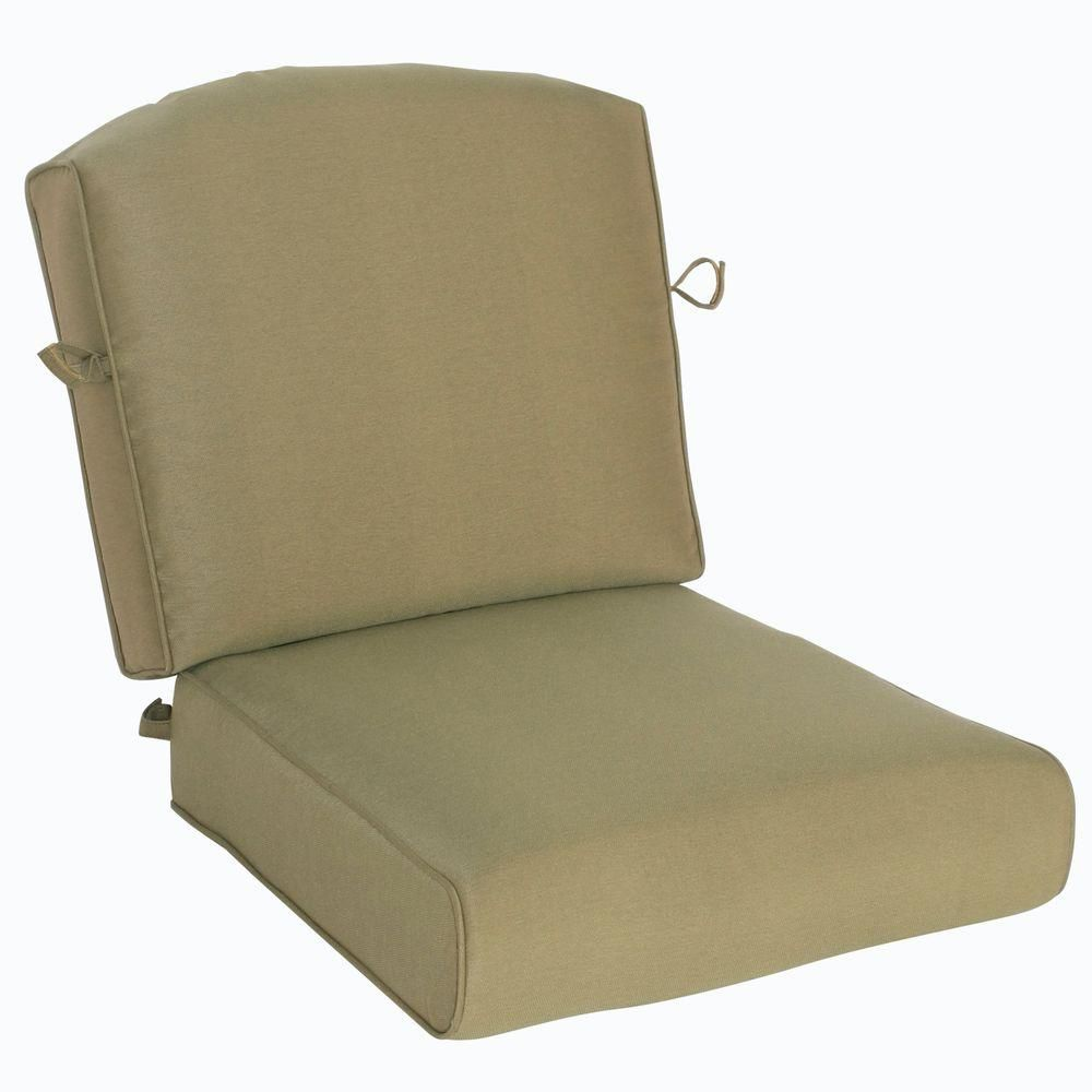 Hampton Bay Edington Lounge Chair Replacement Seat And Back